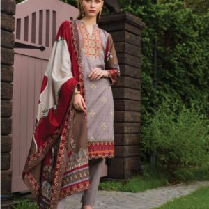 Sahil Embroidered Collection Unstitched 3pcs