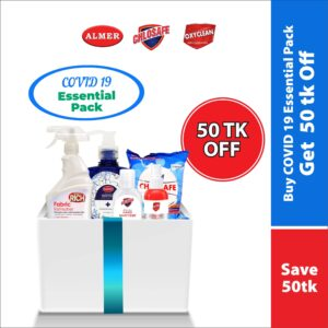 Covid Essential Pack Combo