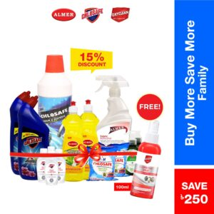 Great Deal Buy More Save More (Family)